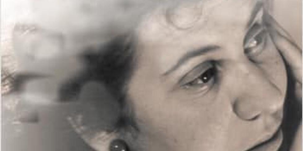 conférence d'Olympia Alberti, romancière, poétesse, essayiste et critique littéraire