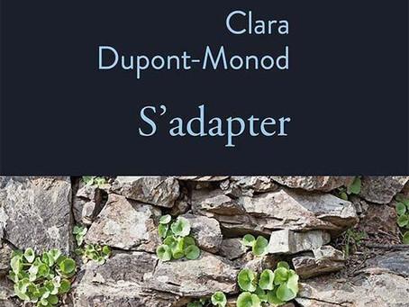 S'adapter de Clara Dupond-Monod
