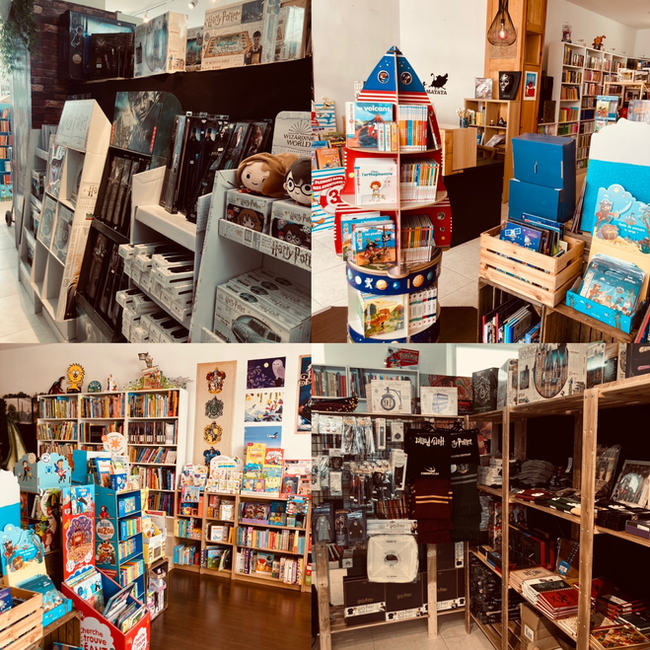 La librairie