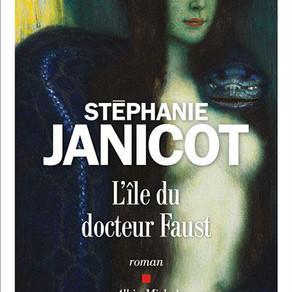 L'ile du Docteur Faust de Stephanie Janicot