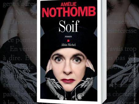 """""""Soif"""" d'Amélie Nothomb"""