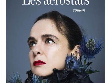 Les aérostats d'Amélie Nothomb