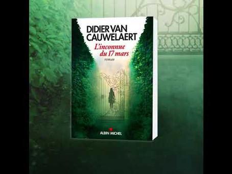 L'inconnue du 17 mars de Didier Van Cauwelaert