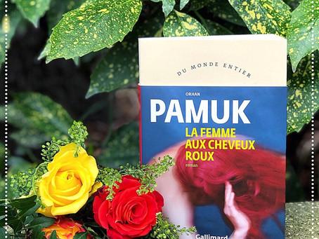 La femme aux cheveux roux de Orhan Pamuk