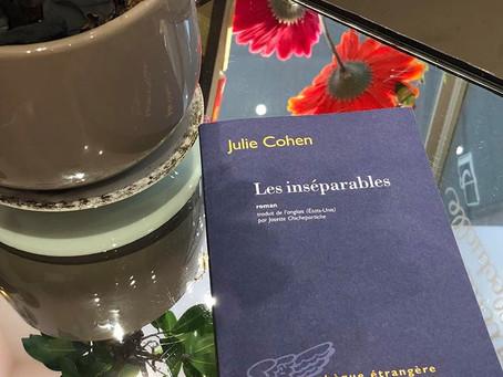 """""""Les inséparables"""" de Julie Cohen"""
