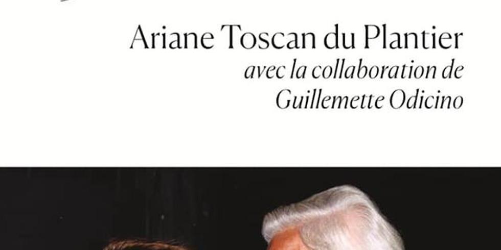 Rencontre avec Ariane Toscan du Plantier