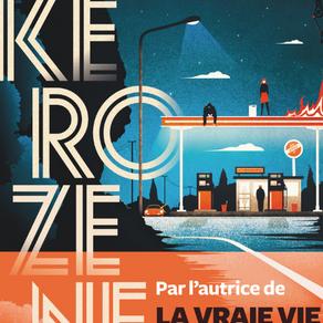 """""""Kérozène"""" d'Adeline Dieudonné"""