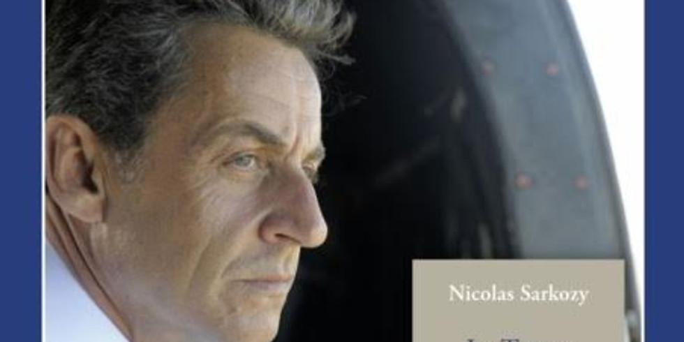 Dédicace Nicolas SARKOZY