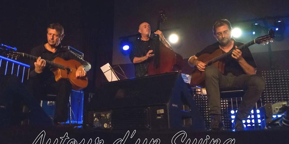 """soirée Jazz Manouche """"Autour d'un swing"""""""