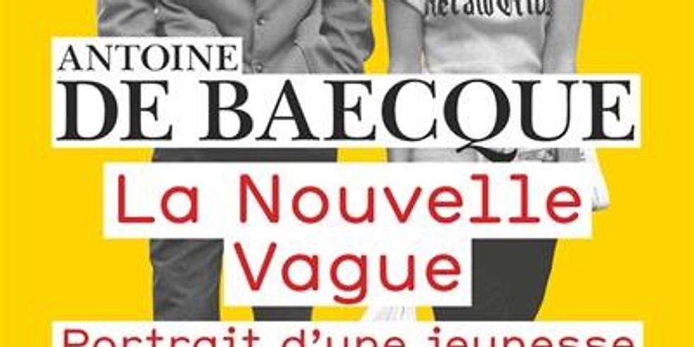 Rencontre avec Antoine de Baecque