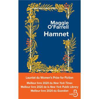 Hamnet de Maggie O'Farrel