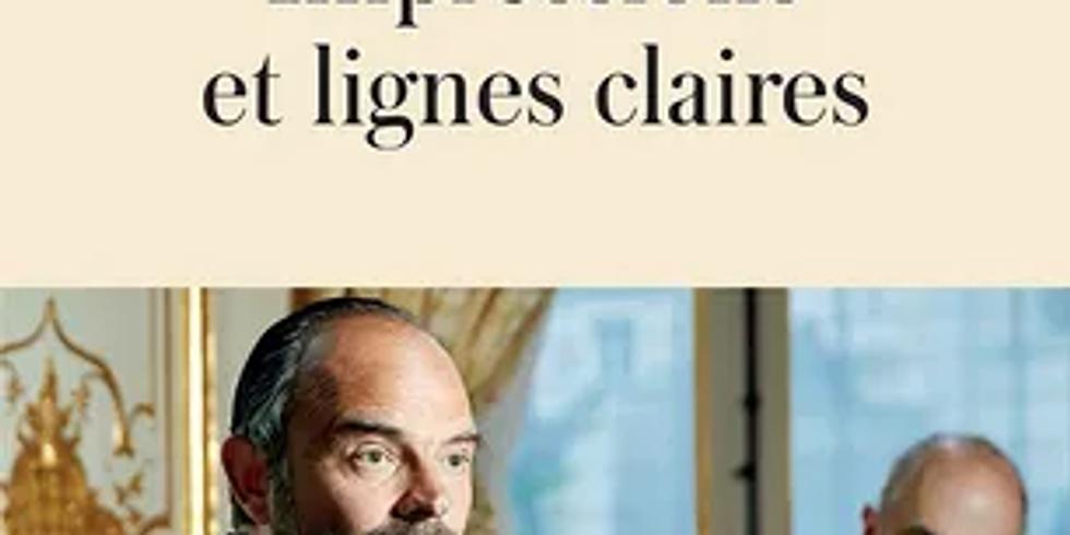 Dédicace Edouard Philippe et Gilles Boyer
