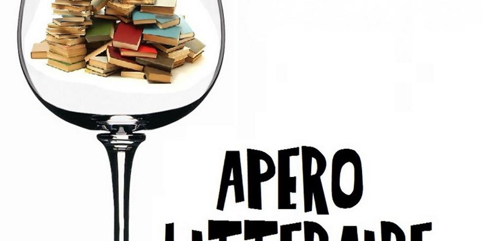 Apéro littéraire de novembre
