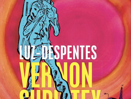 Vermon Subutex (BD) T1 - Despentes, Luz
