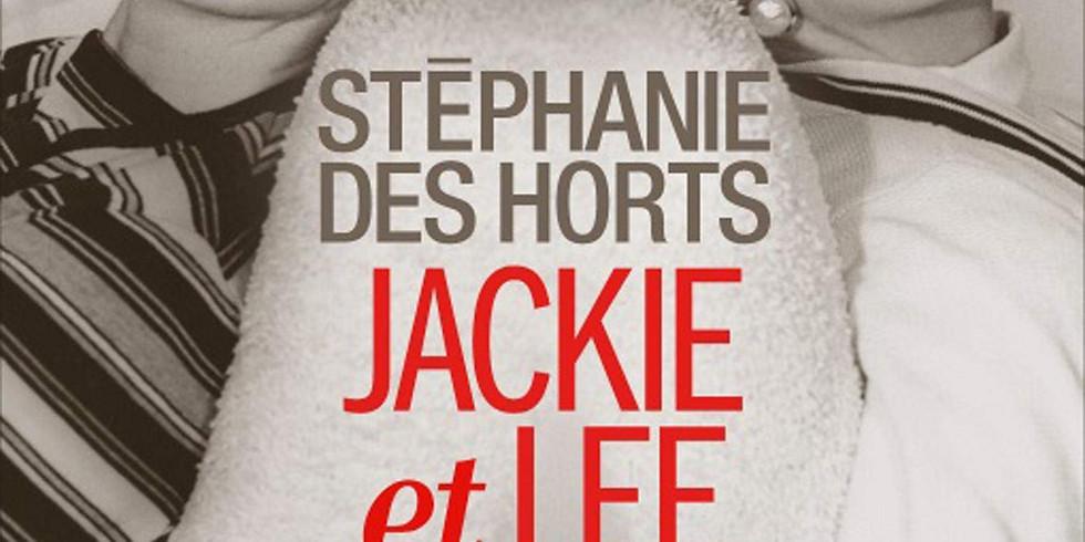 Rencontre avec Stephanie Des Horts