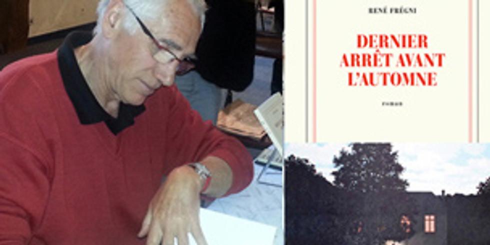 Rencontre avec René Frégni