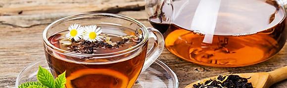 Les thés noirs d'exception