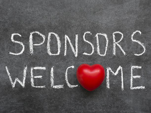 A Word For Our Sponsors…this is no time for fair-weathered sponsorship