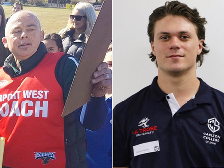 Introducing... Our Reserves Coaches!