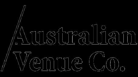Australian Venue Co.   2021 Sponsor