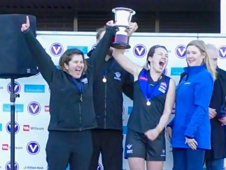 Women's Coaching Month   Reens
