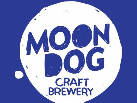 Moon Dog Craft Brewery   2021 Sponsor