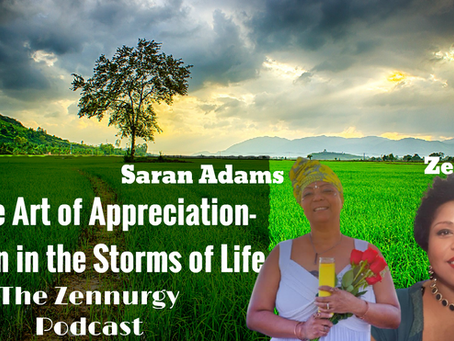 The Art of Appreciation- Even in the Storms of Life