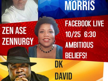 Music, Comedy and AMBITIOUS BELIEFS!