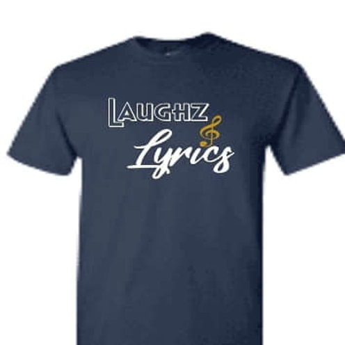 Laughz and Lyrics tee