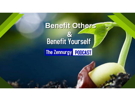 Benefit Others and Benefit Yourself