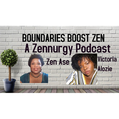 Boundaries Boost Zen !