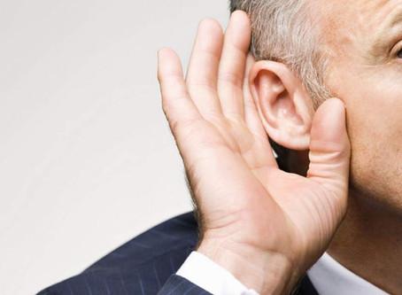 La importancia de la comunicación para la seguridad. Escuchar: el lado oculto del lenguaje