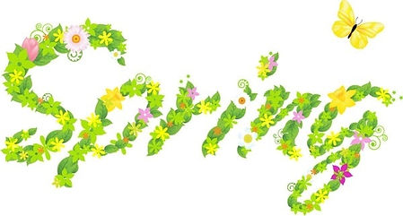 the_composition_of_spring_flowers_leaves