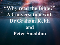why bible cap