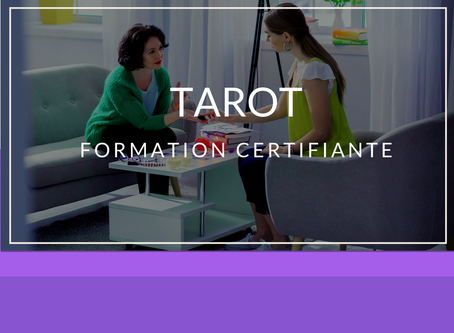 Formation tarologie