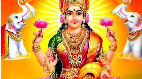 Reiki de la Prospérité et de l'Abondance Divine de la Déesse Lakshmi