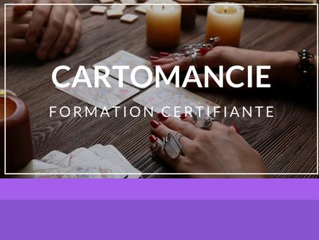 Formation Cartomancie