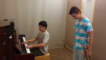 איתי ויואב מגמת הג'אז
