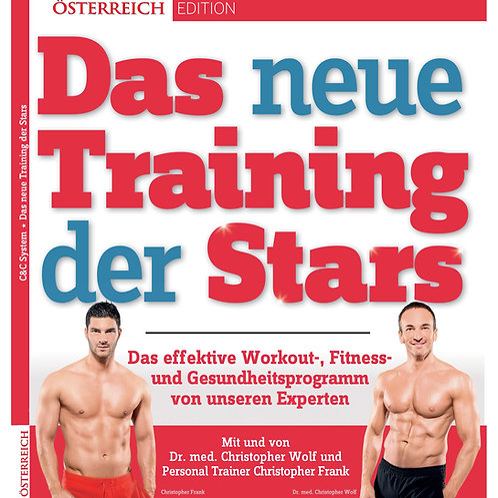 Das neue Training der Stars