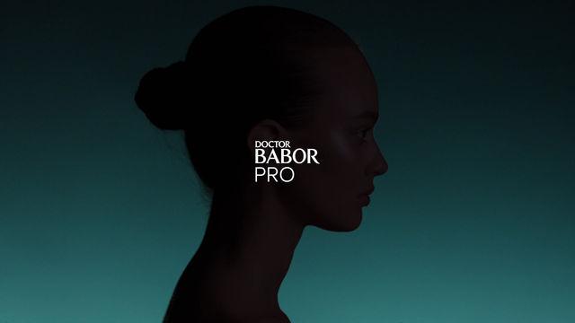 DOCTOR BABOR PRO: nová certifikace, ošetření i produkty
