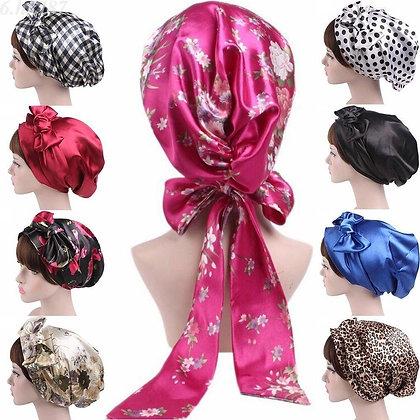 Satin Women's Head Scarves