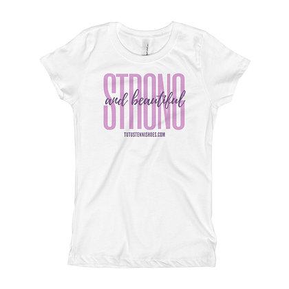 Strong & Beautiful Girl's T-Shirt