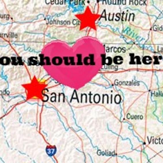 San Antonio and Austin Texas Combo (1)