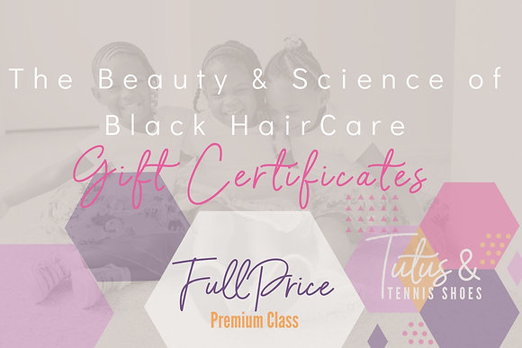 Premium Beauty & Science Course
