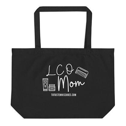 LCO Mom Large organic tote bag