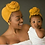 Thumbnail: Mommy and me pre-tied head wrap