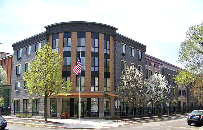 Greenview Place Exterior