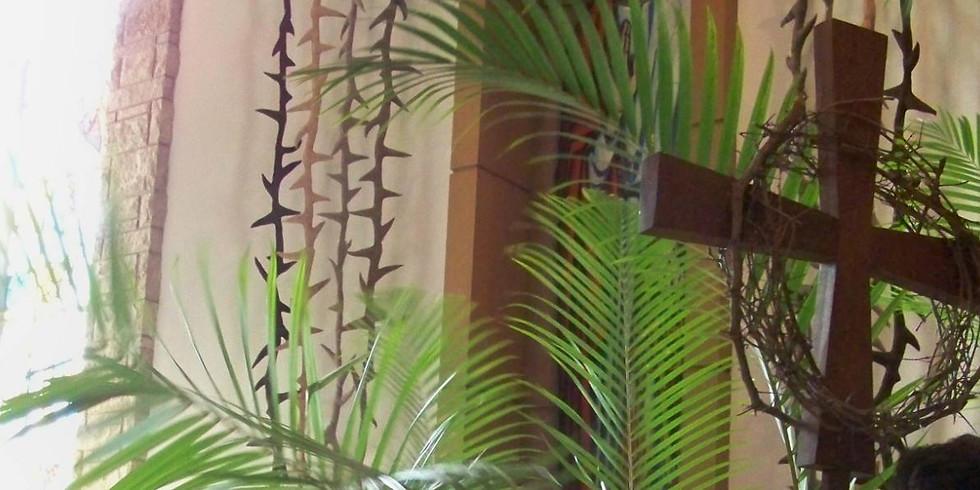 Palm Sunday (10:30)