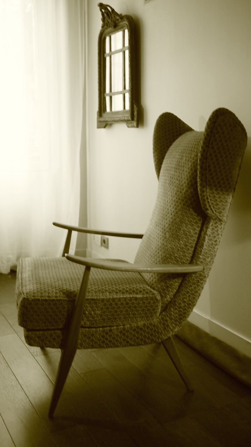 PROJET 5 : Le Wing chair