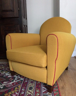 Fauteuil Club